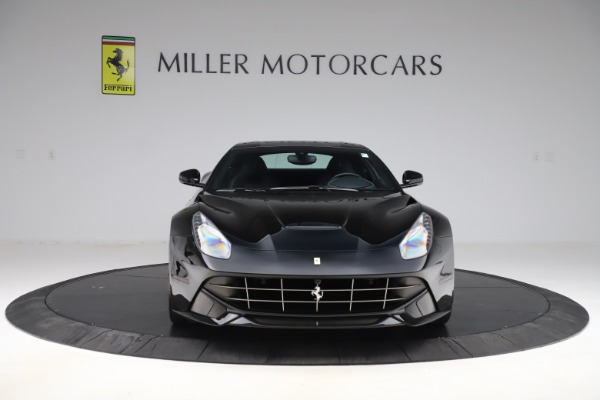 Used 2016 Ferrari F12 Berlinetta for sale Sold at Alfa Romeo of Greenwich in Greenwich CT 06830 12