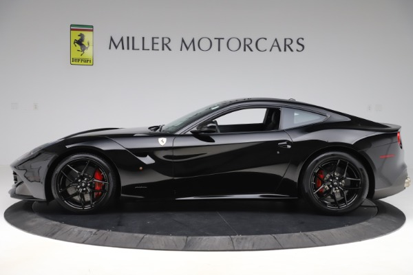 Used 2016 Ferrari F12 Berlinetta for sale Sold at Alfa Romeo of Greenwich in Greenwich CT 06830 3