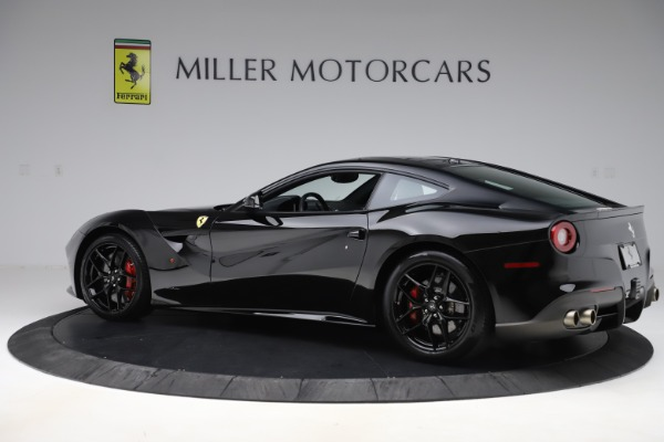 Used 2016 Ferrari F12 Berlinetta for sale Sold at Alfa Romeo of Greenwich in Greenwich CT 06830 4