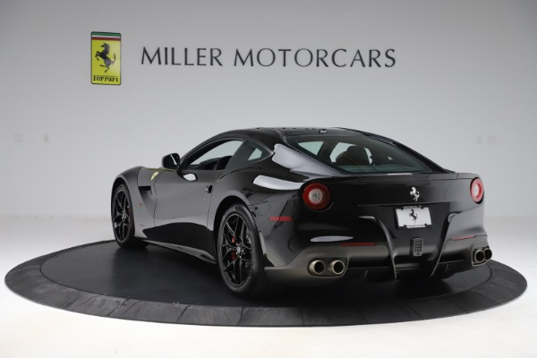 Used 2016 Ferrari F12 Berlinetta for sale Sold at Alfa Romeo of Greenwich in Greenwich CT 06830 5