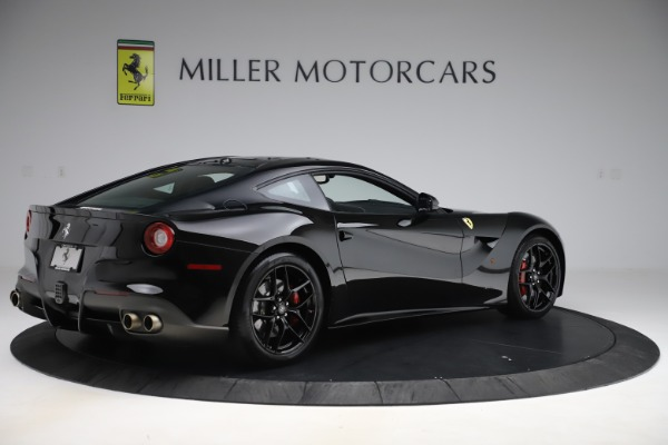 Used 2016 Ferrari F12 Berlinetta for sale Sold at Alfa Romeo of Greenwich in Greenwich CT 06830 8