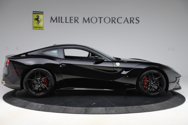 Used 2016 Ferrari F12 Berlinetta for sale Sold at Alfa Romeo of Greenwich in Greenwich CT 06830 9