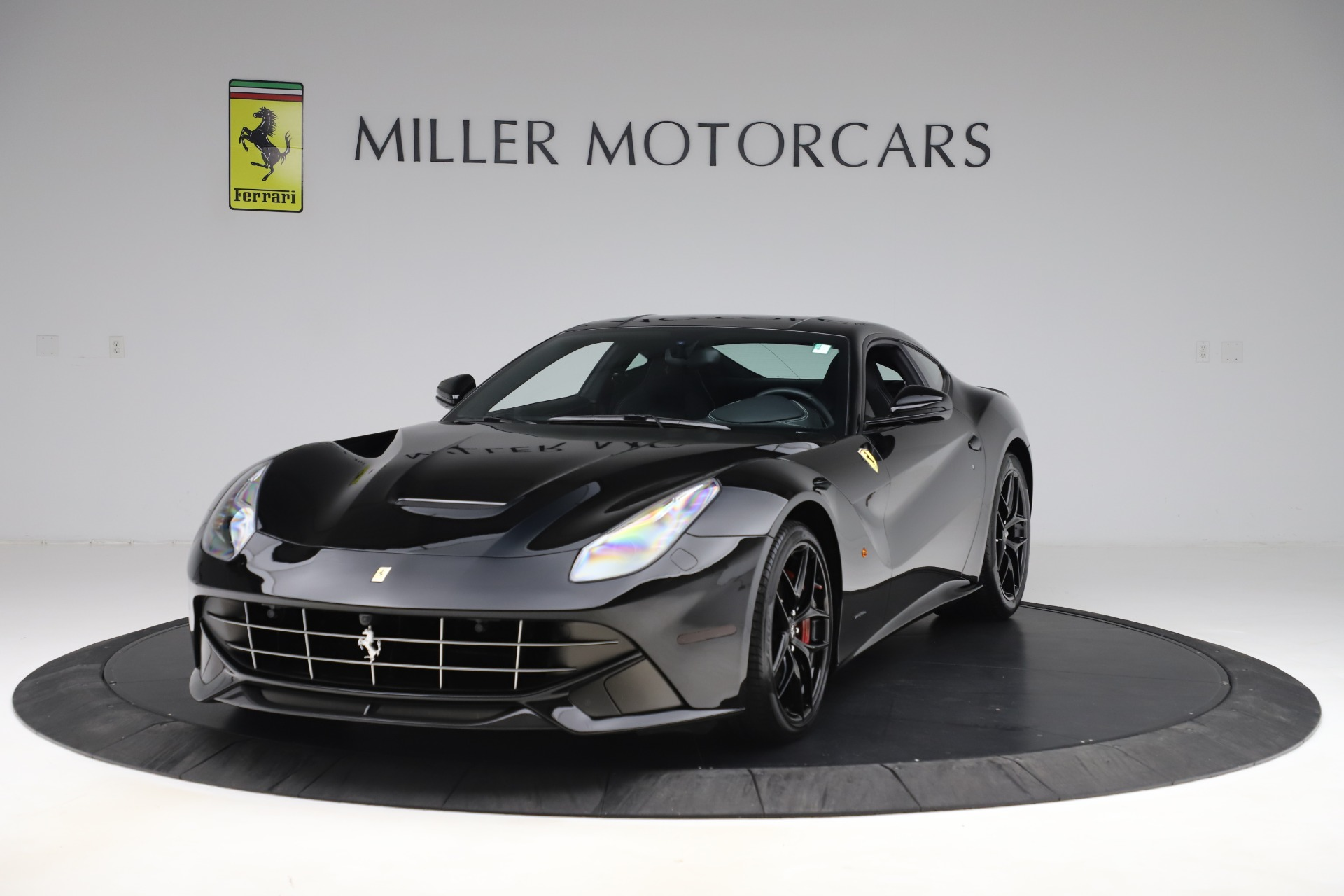 Used 2016 Ferrari F12 Berlinetta for sale Sold at Alfa Romeo of Greenwich in Greenwich CT 06830 1