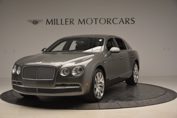 Used 2014 Bentley Flying Spur for sale Sold at Alfa Romeo of Greenwich in Greenwich CT 06830 1