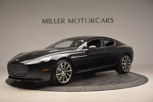 New 2017 Aston Martin Rapide S Shadow Edition for sale Sold at Alfa Romeo of Greenwich in Greenwich CT 06830 2