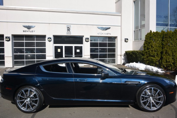 New 2017 Aston Martin Rapide S Shadow Edition for sale Sold at Alfa Romeo of Greenwich in Greenwich CT 06830 26