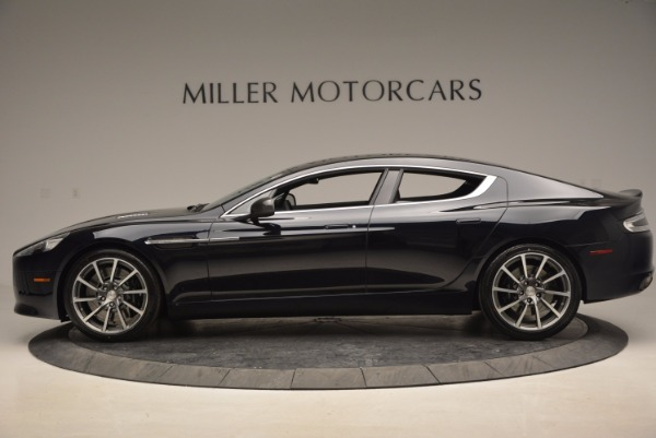 New 2017 Aston Martin Rapide S Shadow Edition for sale Sold at Alfa Romeo of Greenwich in Greenwich CT 06830 3
