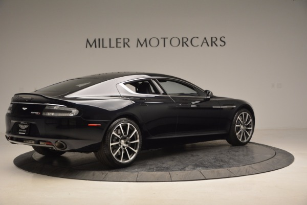 New 2017 Aston Martin Rapide S Shadow Edition for sale Sold at Alfa Romeo of Greenwich in Greenwich CT 06830 8