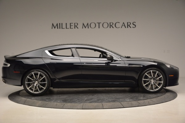 New 2017 Aston Martin Rapide S Shadow Edition for sale Sold at Alfa Romeo of Greenwich in Greenwich CT 06830 9