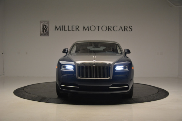 Used 2015 Rolls-Royce Wraith for sale Sold at Alfa Romeo of Greenwich in Greenwich CT 06830 12