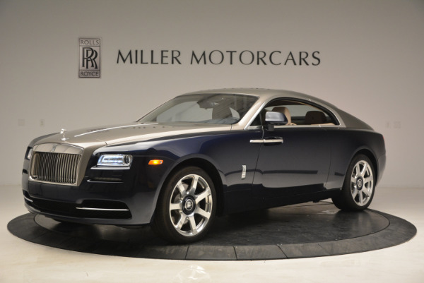 Used 2015 Rolls-Royce Wraith for sale Sold at Alfa Romeo of Greenwich in Greenwich CT 06830 2