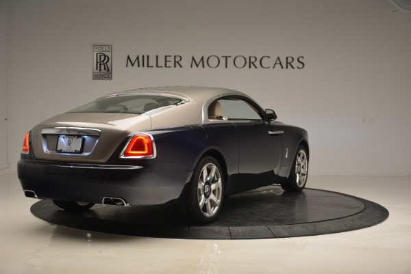 Used 2015 Rolls-Royce Wraith for sale $178,900 at Alfa Romeo of Greenwich in Greenwich CT 06830 7