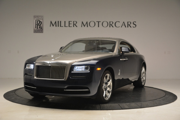Used 2015 Rolls-Royce Wraith for sale $178,900 at Alfa Romeo of Greenwich in Greenwich CT 06830 1
