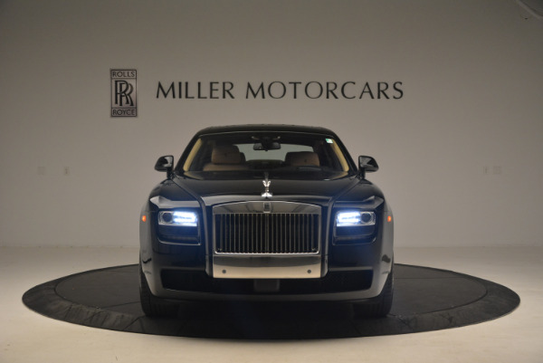 Used 2013 Rolls-Royce Ghost for sale Sold at Alfa Romeo of Greenwich in Greenwich CT 06830 12