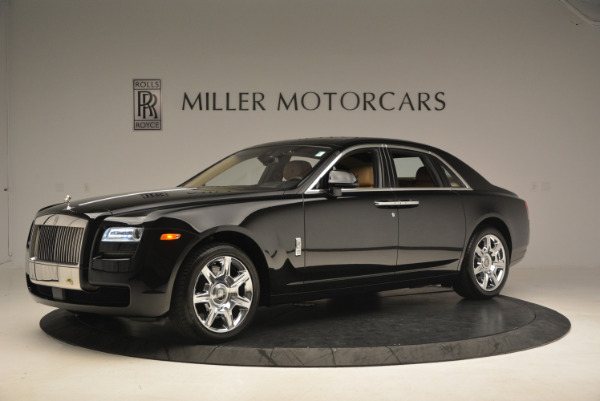Used 2013 Rolls-Royce Ghost for sale Sold at Alfa Romeo of Greenwich in Greenwich CT 06830 2