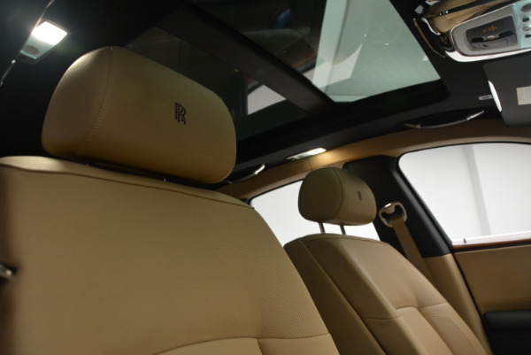 Used 2013 Rolls-Royce Ghost for sale Sold at Alfa Romeo of Greenwich in Greenwich CT 06830 28