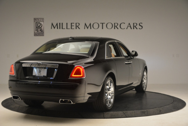 Used 2013 Rolls-Royce Ghost for sale Sold at Alfa Romeo of Greenwich in Greenwich CT 06830 7