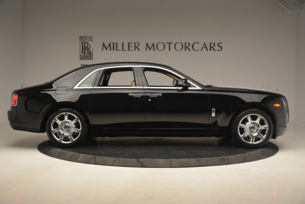 Used 2013 Rolls-Royce Ghost for sale Sold at Alfa Romeo of Greenwich in Greenwich CT 06830 9