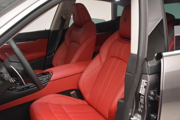 New 2017 Maserati Levante for sale Sold at Alfa Romeo of Greenwich in Greenwich CT 06830 15