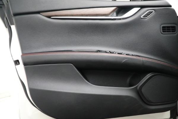 New 2017 Maserati Ghibli S Q4 EX-Loaner for sale Sold at Alfa Romeo of Greenwich in Greenwich CT 06830 17