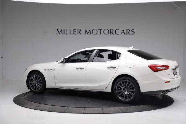 New 2017 Maserati Ghibli S Q4 EX-Loaner for sale Sold at Alfa Romeo of Greenwich in Greenwich CT 06830 4