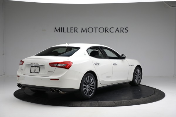 New 2017 Maserati Ghibli S Q4 EX-Loaner for sale Sold at Alfa Romeo of Greenwich in Greenwich CT 06830 7