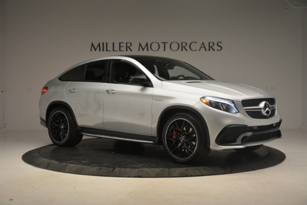 Used 2016 Mercedes Benz AMG GLE63 S for sale Sold at Alfa Romeo of Greenwich in Greenwich CT 06830 10
