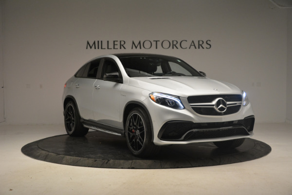 Used 2016 Mercedes Benz AMG GLE63 S for sale Sold at Alfa Romeo of Greenwich in Greenwich CT 06830 11