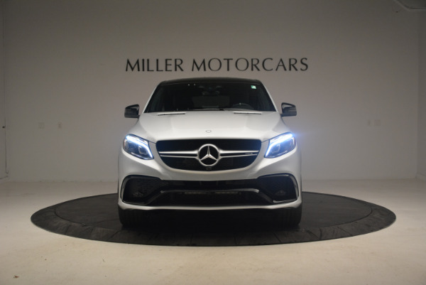 Used 2016 Mercedes Benz AMG GLE63 S for sale Sold at Alfa Romeo of Greenwich in Greenwich CT 06830 12