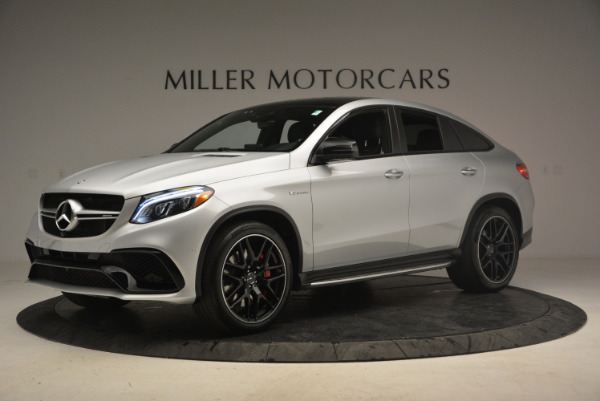 Used 2016 Mercedes Benz AMG GLE63 S for sale Sold at Alfa Romeo of Greenwich in Greenwich CT 06830 2