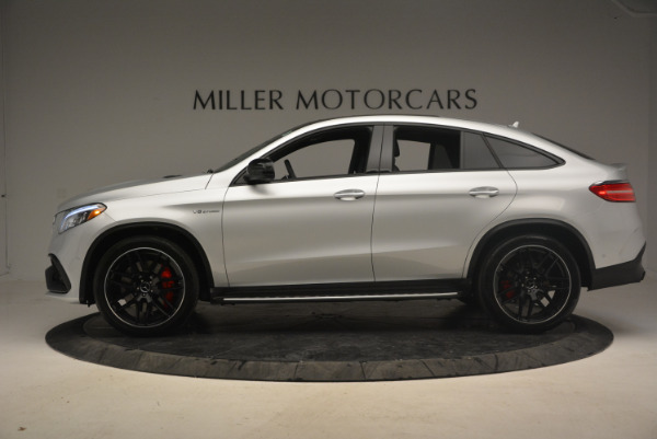 Used 2016 Mercedes Benz AMG GLE63 S for sale Sold at Alfa Romeo of Greenwich in Greenwich CT 06830 3