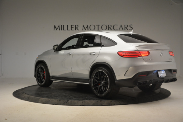 Used 2016 Mercedes Benz AMG GLE63 S for sale Sold at Alfa Romeo of Greenwich in Greenwich CT 06830 4