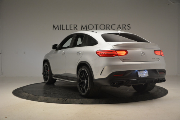 Used 2016 Mercedes Benz AMG GLE63 S for sale Sold at Alfa Romeo of Greenwich in Greenwich CT 06830 5