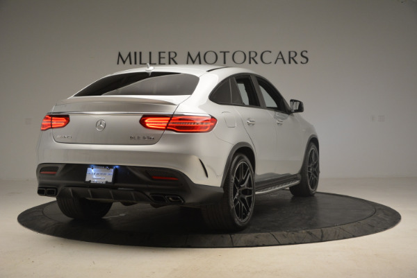Used 2016 Mercedes Benz AMG GLE63 S for sale Sold at Alfa Romeo of Greenwich in Greenwich CT 06830 7