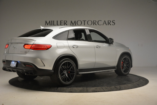 Used 2016 Mercedes Benz AMG GLE63 S for sale Sold at Alfa Romeo of Greenwich in Greenwich CT 06830 8
