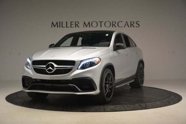 Used 2016 Mercedes Benz AMG GLE63 S for sale Sold at Alfa Romeo of Greenwich in Greenwich CT 06830 1