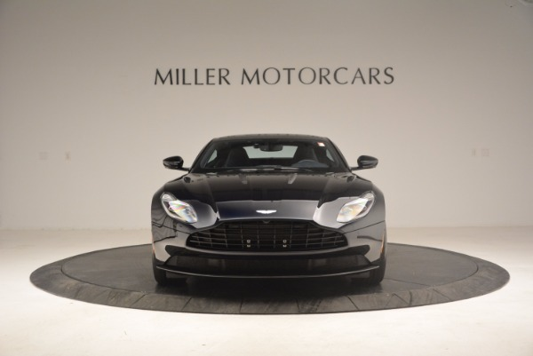 Used 2017 Aston Martin DB11 V12 Coupe for sale Sold at Alfa Romeo of Greenwich in Greenwich CT 06830 12