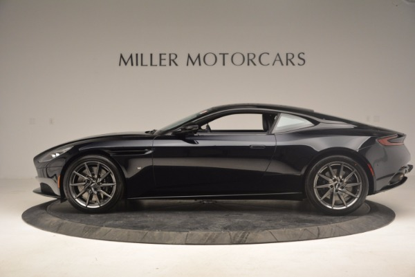 Used 2017 Aston Martin DB11 V12 Coupe for sale Sold at Alfa Romeo of Greenwich in Greenwich CT 06830 3