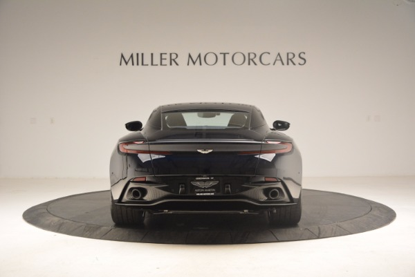 Used 2017 Aston Martin DB11 V12 Coupe for sale Sold at Alfa Romeo of Greenwich in Greenwich CT 06830 6