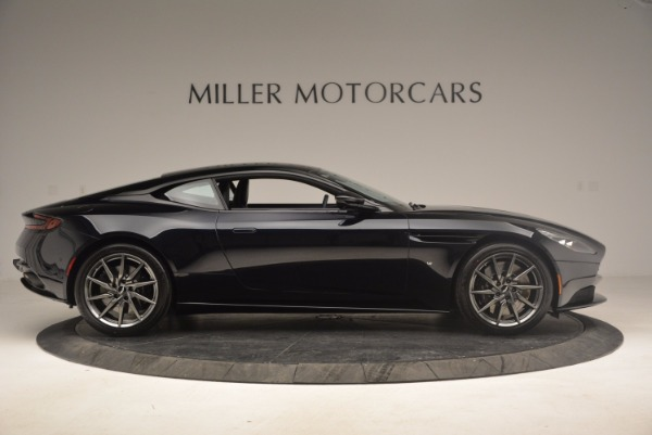 Used 2017 Aston Martin DB11 V12 Coupe for sale Sold at Alfa Romeo of Greenwich in Greenwich CT 06830 9