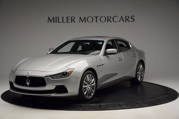 New 2017 Maserati Ghibli S Q4 for sale Sold at Alfa Romeo of Greenwich in Greenwich CT 06830 1