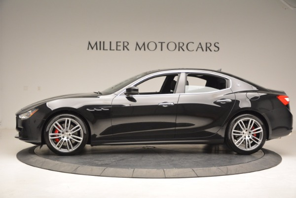 New 2017 Maserati Ghibli SQ4 for sale Sold at Alfa Romeo of Greenwich in Greenwich CT 06830 3