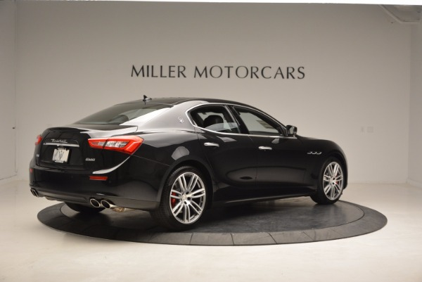 New 2017 Maserati Ghibli SQ4 for sale Sold at Alfa Romeo of Greenwich in Greenwich CT 06830 8
