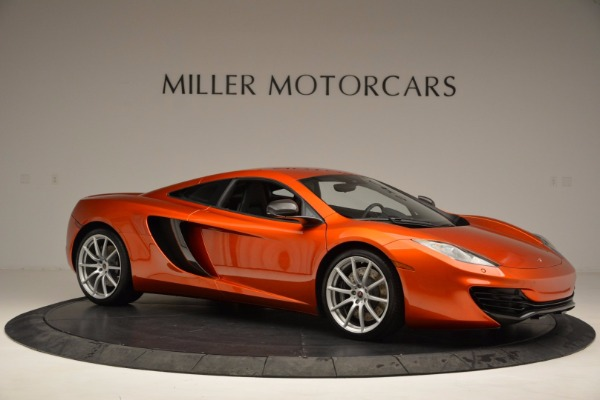 Used 2012 McLaren MP4-12C for sale Sold at Alfa Romeo of Greenwich in Greenwich CT 06830 10