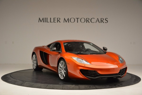 Used 2012 McLaren MP4-12C for sale Sold at Alfa Romeo of Greenwich in Greenwich CT 06830 11