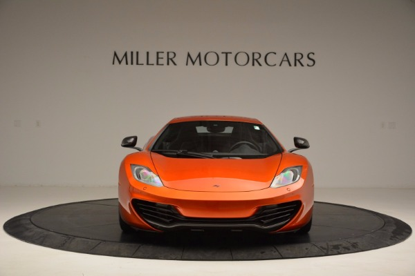 Used 2012 McLaren MP4-12C for sale Sold at Alfa Romeo of Greenwich in Greenwich CT 06830 12