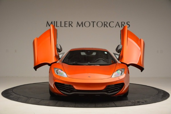 Used 2012 McLaren MP4-12C for sale Sold at Alfa Romeo of Greenwich in Greenwich CT 06830 13