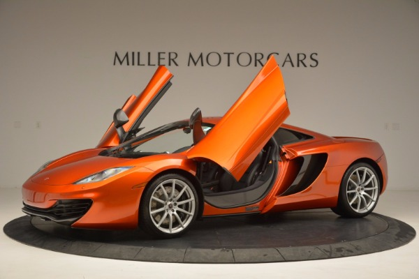 Used 2012 McLaren MP4-12C for sale Sold at Alfa Romeo of Greenwich in Greenwich CT 06830 14