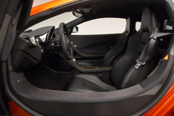 Used 2012 McLaren MP4-12C for sale Sold at Alfa Romeo of Greenwich in Greenwich CT 06830 22