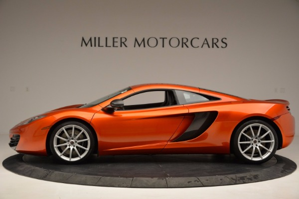 Used 2012 McLaren MP4-12C for sale Sold at Alfa Romeo of Greenwich in Greenwich CT 06830 3